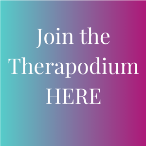 Join The Therapodium Community